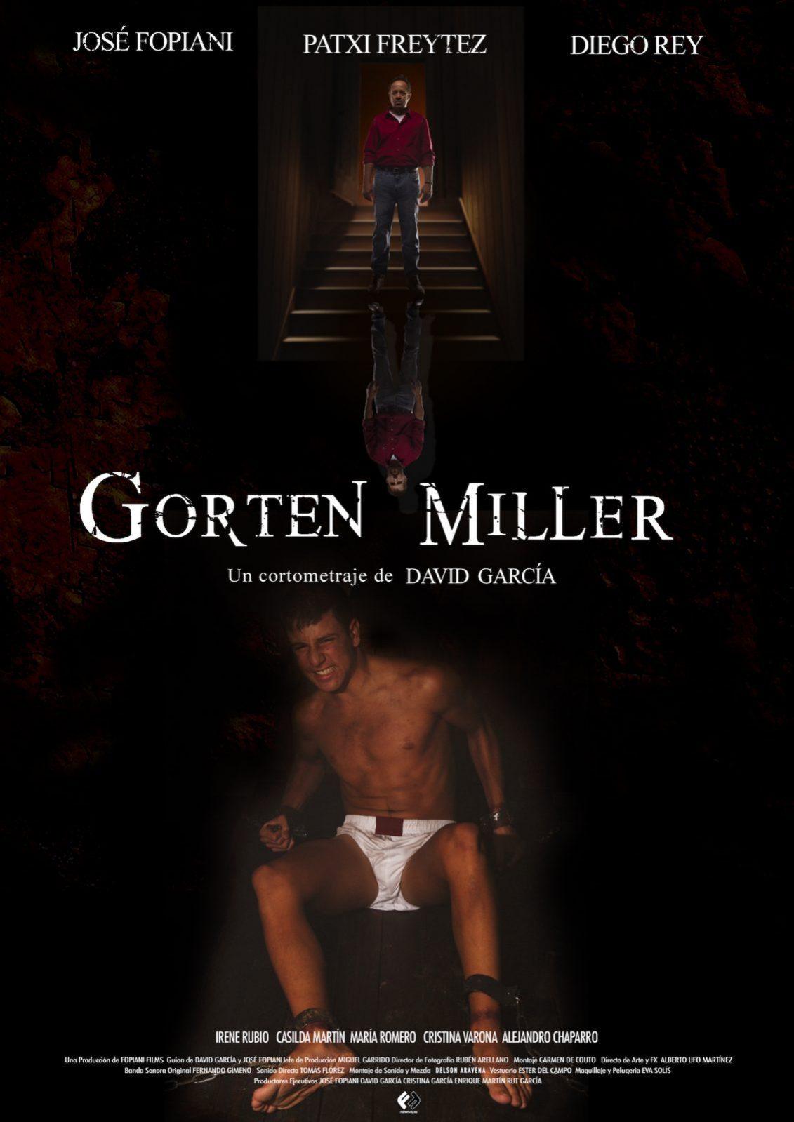 Gorten Miller / poster