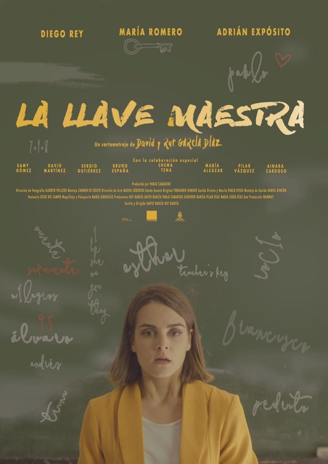 La llave maestra / poster