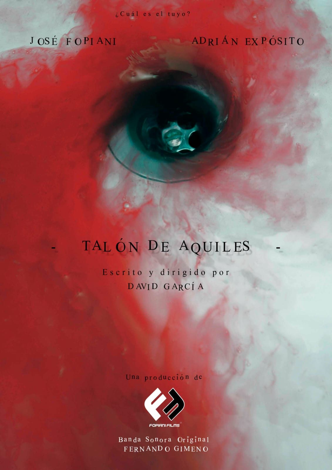 Talon de Aquiles / poster